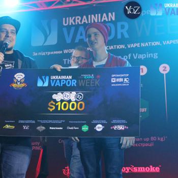 Ukrainian Vape Week,Vape Week