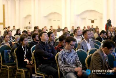 Blockchain & Bitcoin Conference Astana
