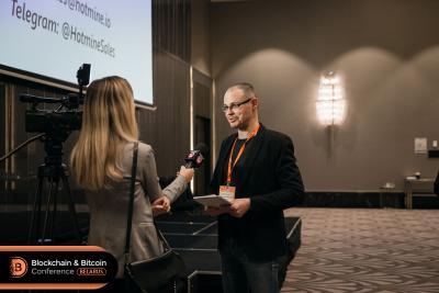 Blockchain & Bitcoin Conference Belarus 2018