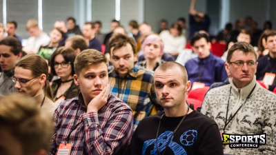 eSPORTconf Ukraine 2020
