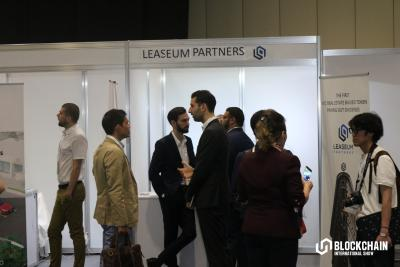 Blockchain International Show London 2018