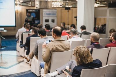 Blockchain Conference St. Petersburg 2019