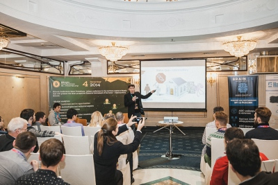 Blockchain Conference St. Petersburg 2019