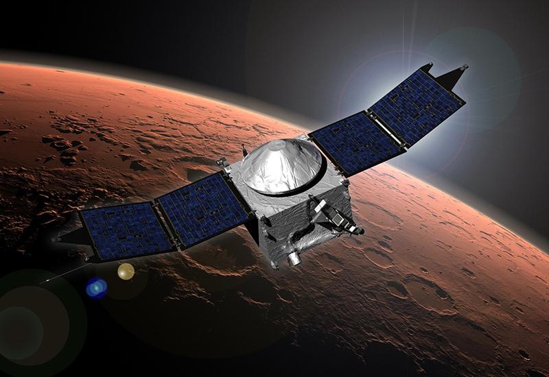 1000 дней на орбите Марса. Что дал науке спутник MAVEN?