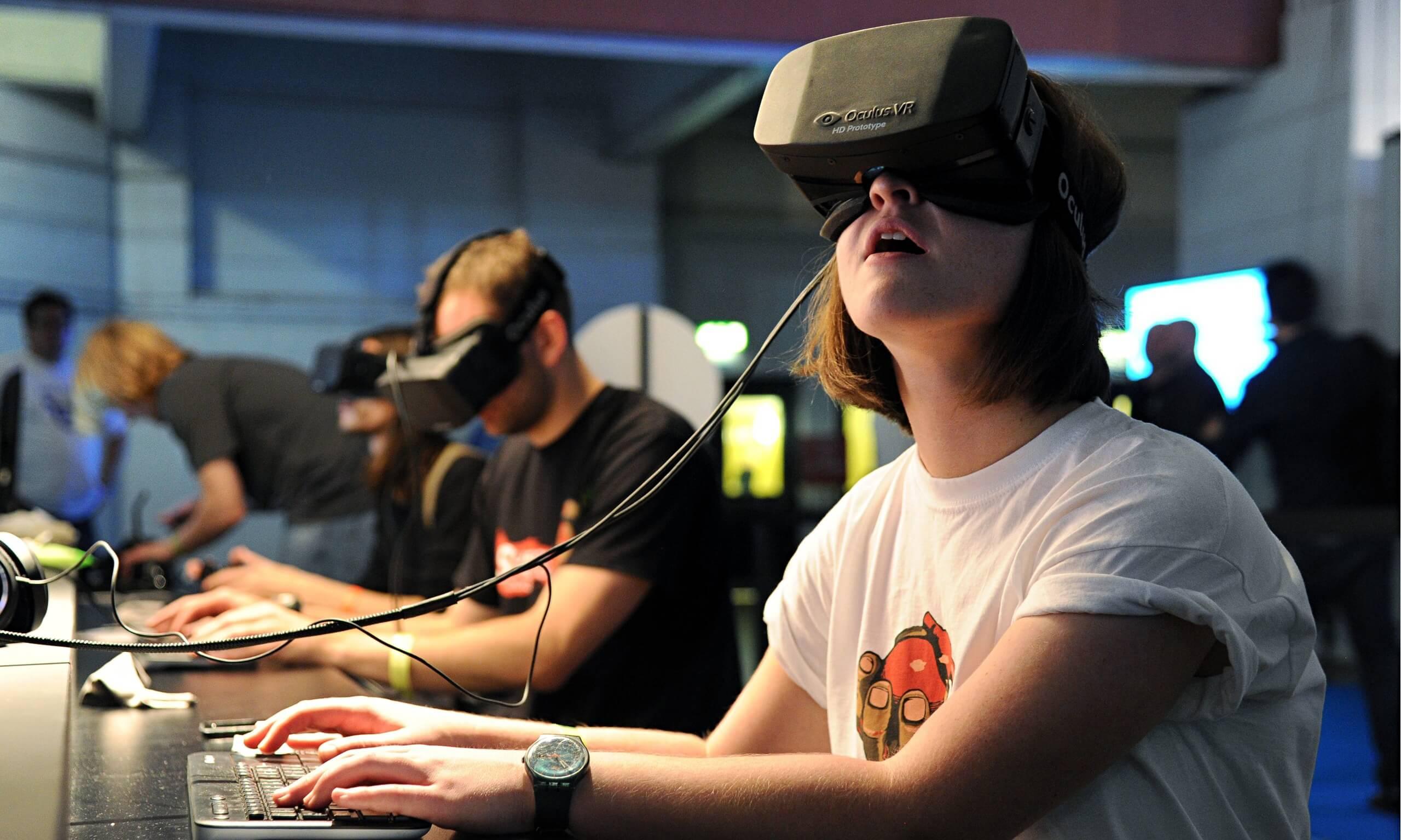 10 будущих VR-игр