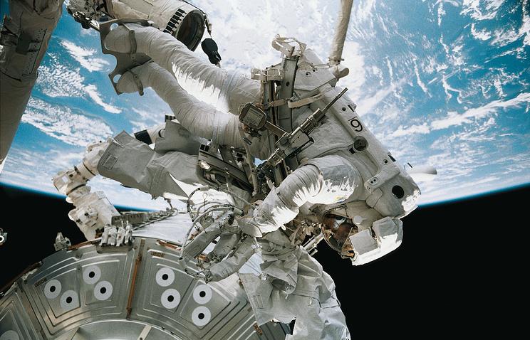 11 выходов в открытый космос для пристыковки нового модуля