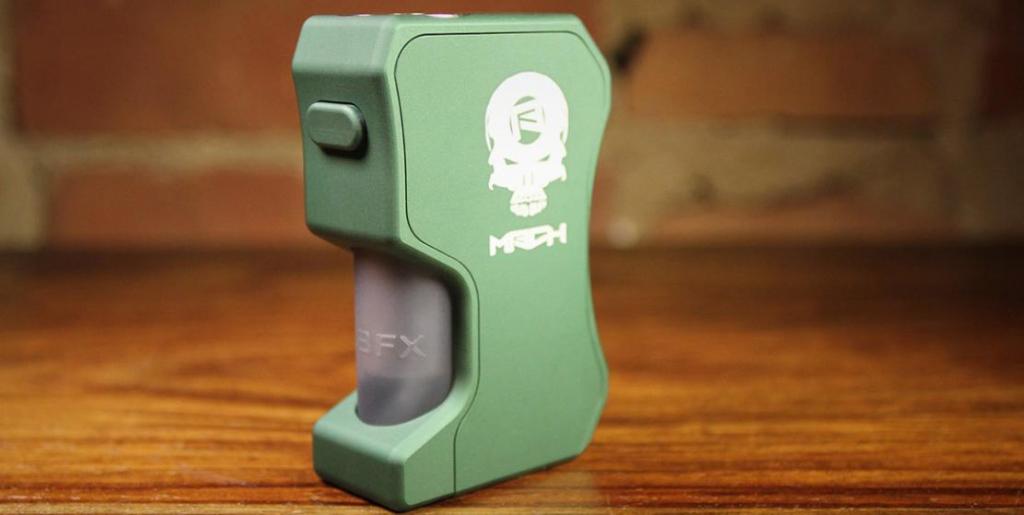 13Mech от Thir13en Modz – новый боттомфидер от малазийцев