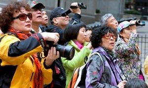 150 тысяч китайцев посетило Приморье