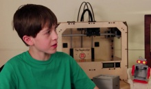 15-Year-Old is Creating a 3D Printer '10X Faster, Most Reliable & Advanced Ever'