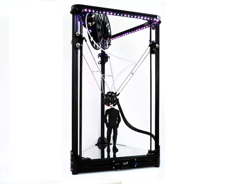 3D-дельта-принтер российского студента установит новые стандарты на рынке