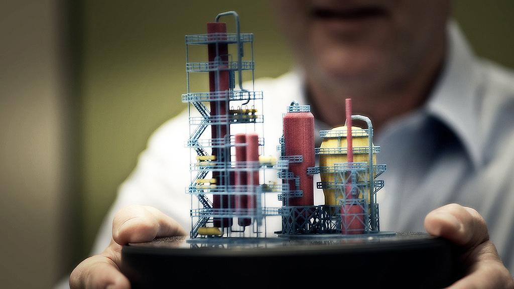 3D-индустрия-2015 добралась до космоса, медицины и не только