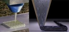 3D-печать эпоксидными композитами позволяет имитировать свойства материала из пробкового дерева