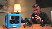 3D-печать идет в массы: дешевый персональный 3D-принтер собрал полтора миллиона долларов за 24 часа