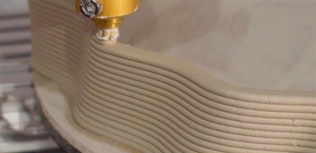 3D-печать керамики от Deltabots