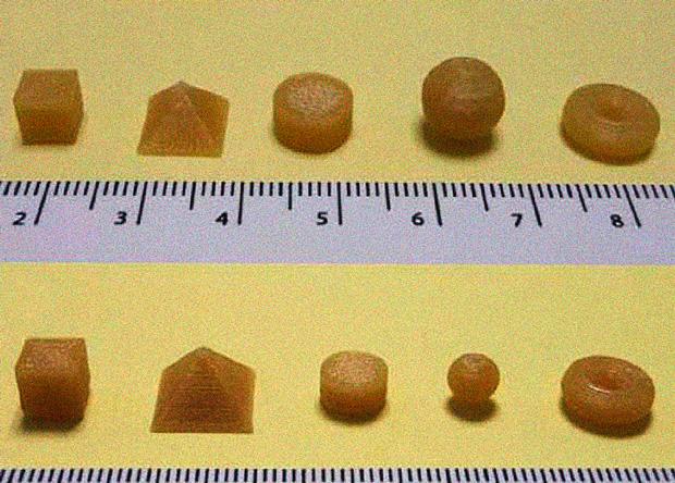 3D-печать пригодна для производства лекарств