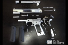 Just Printed: Solid Concepts 3D-Printer Metal 1911