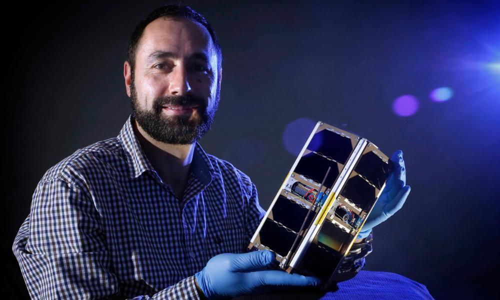 3D-печать помогла создать спутники для изучения малоисследованного слоя атмосферы