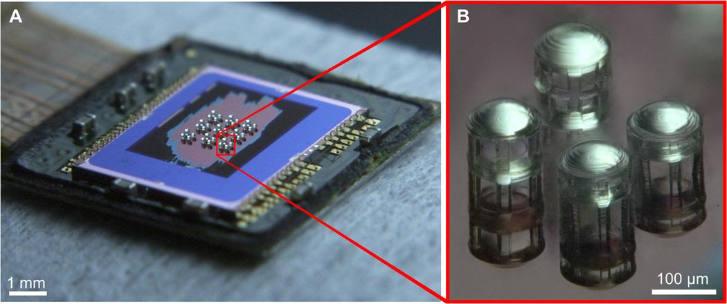 3D-печать позволила оборудовать беспилотники камерами с «орлиным зрением»