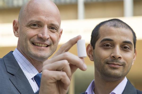 3D-печать превращает углекислый газ в прочный бетон