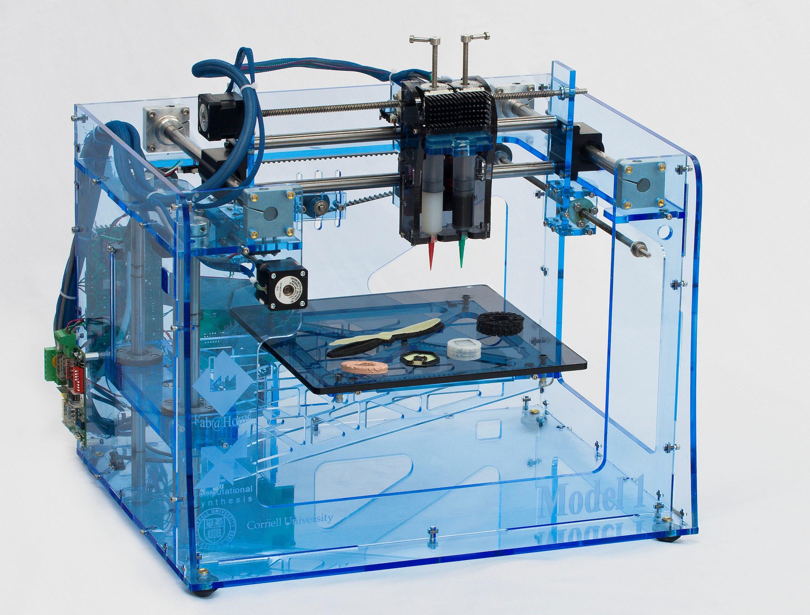 3D-печать силиконом позволит создавать функциональные модели для обучения врачей