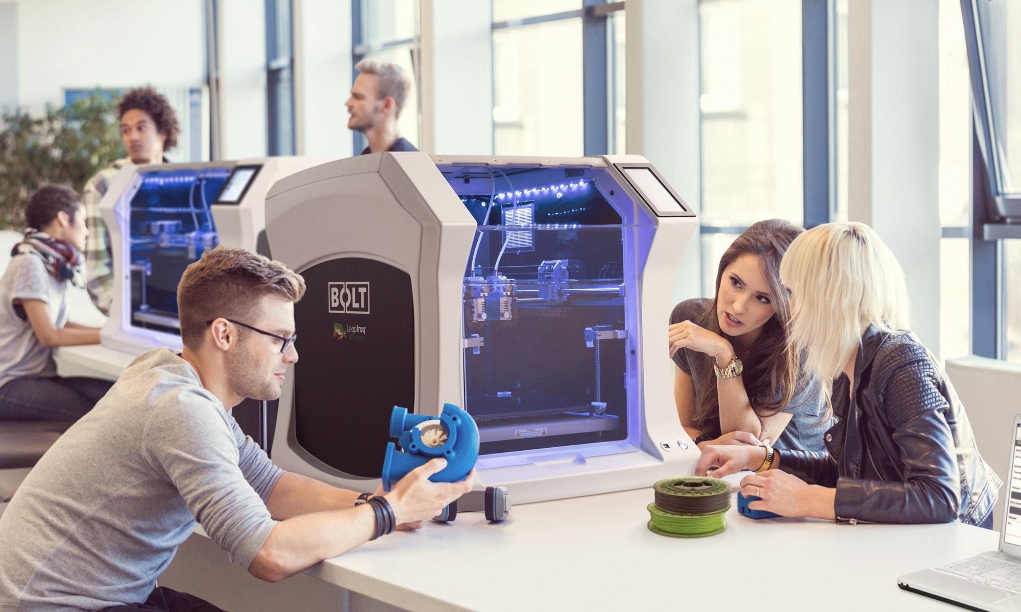 3D-печать в 2017-м
