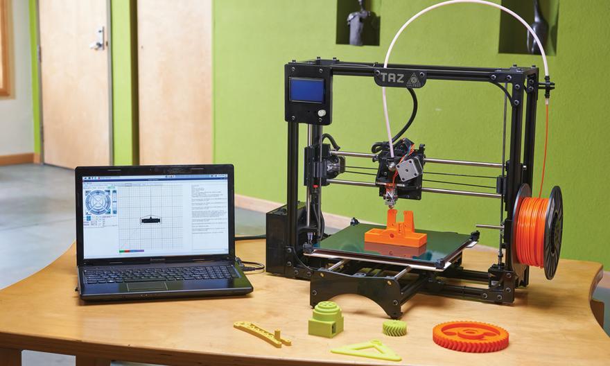 3D-печать в помощь дизайнерам и рекламщикам