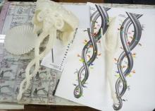 3D-печать воплощает в жизнь 245-летние гравюры мебели Пиранези