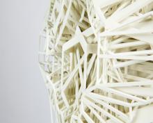 3D-печатная колона – символ новых возможностей в архитектуре