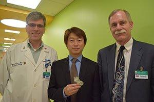 3D-печатная модель сердца помогла хирургам успешно провести сложную операцию