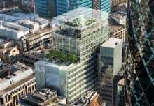 3D Printed Covering on £50 mn Structure in the Heart of London