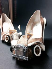 3D-печатная пара обуви стала хитом нынешнего конкурса красоты Мисс Америка