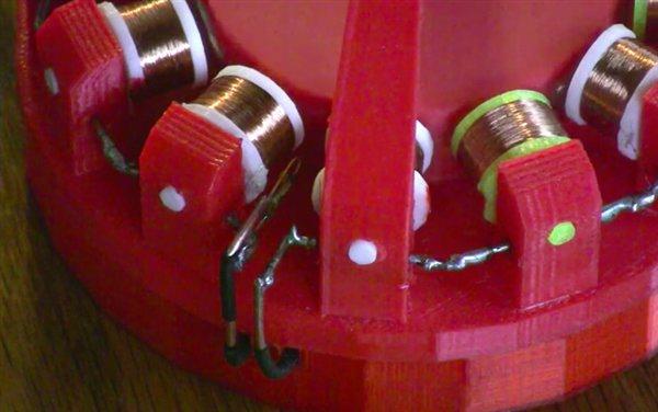 3D-печатные двигатели, которые могут работать 100 лет