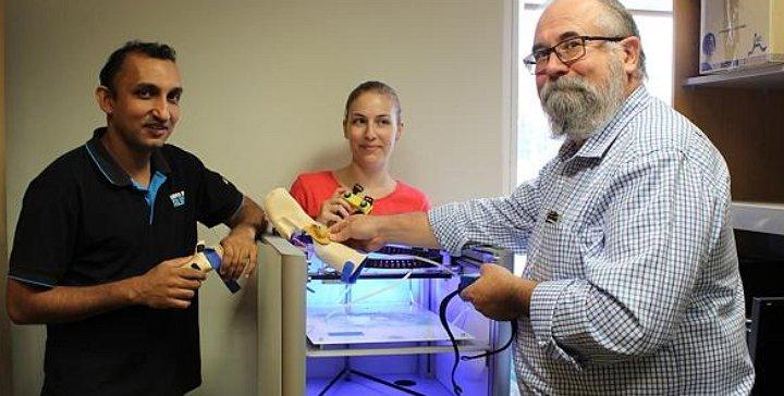 3D-печатные ортезы со встроенными сенсорами помогают следить за реабилитацией пациентов