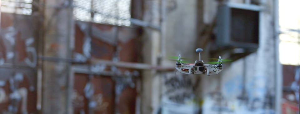 3D-печатный дрон: предназначен для новичков, но придется по душе и профессионалам