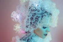3D-печатный головной убор NEUROTiQ передает разные состояния мозга человека