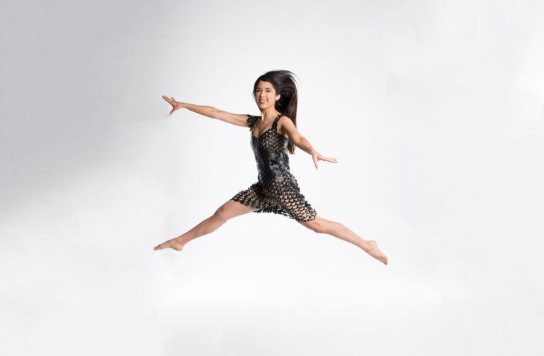 3D-платье подстраивается под особенности вашего тела