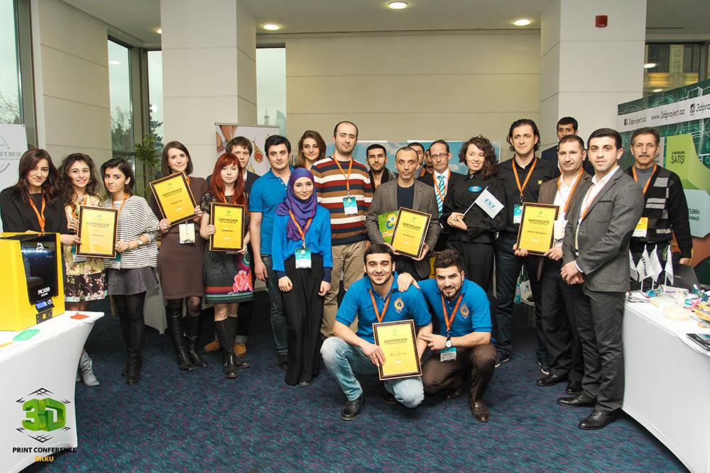 3D Print Conference. Baku: как это было. Итоги первой бакинской конференции, посвященной 3D-печати