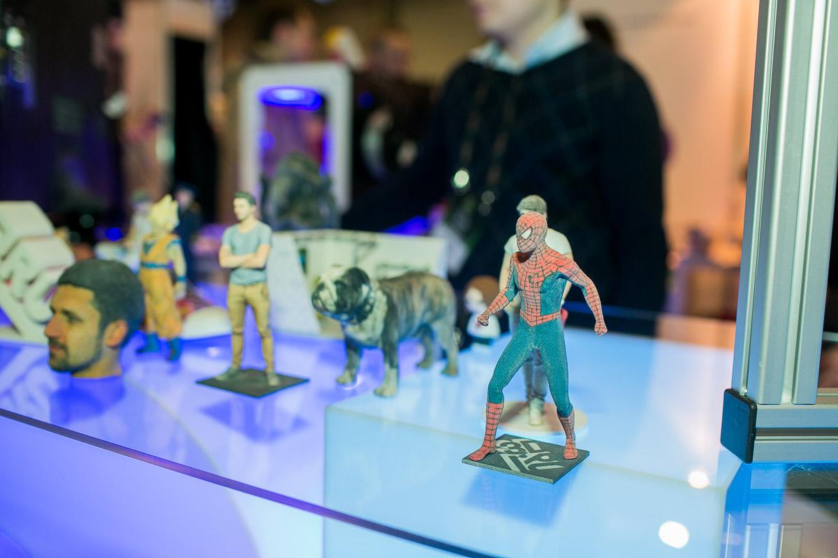 3D Print Expo, октябрь 2014 года