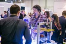 3D Print Expo, October 2014