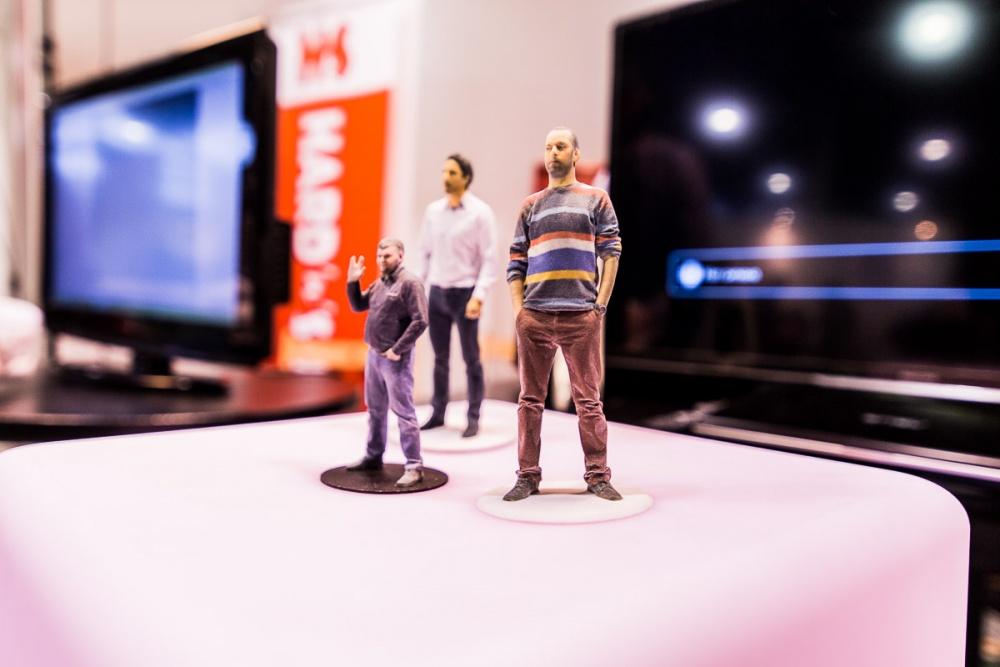 3D Print Expo — первая российская выставка передовых технологий 3D-печати и сканирования