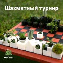 3D Print Expo представляет эксклюзивный шахматный 3D-турнир!