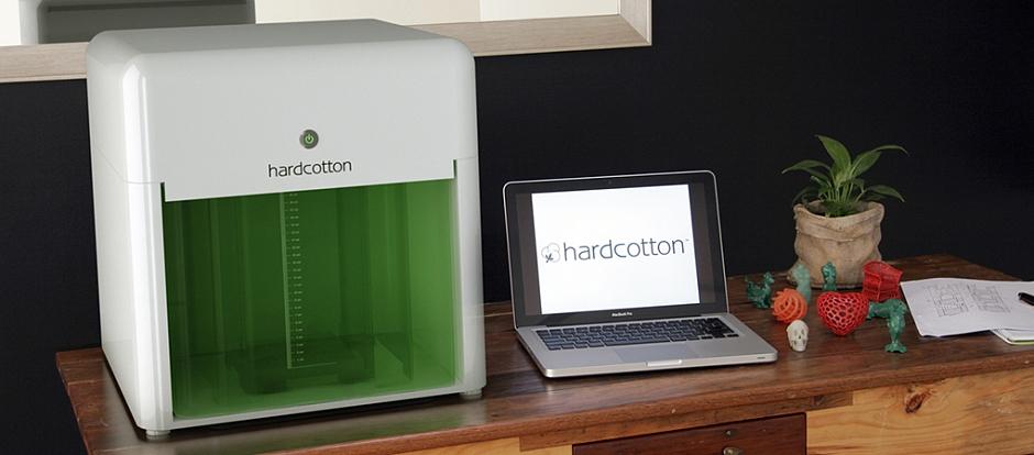 3D-принтер Elemental оказывает давление в прямом и переносном смысле