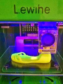 3D-принтер Lewihe стоимостью 499 долларов ищет спонсоров на Indiegogo