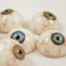 "3D printing ""can produce up to 150 prosthetic eyes per hour"""