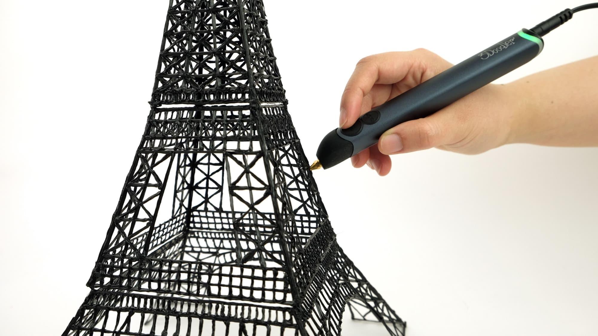 3D-ручки – компактные 3D-принтеры с огромными возможностями