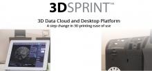 3D Systems представляет бесплатную облачную платформу 3DSPRINT