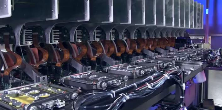 3D Systems приоткрывает занавес над новым скоростным 3D-принтером