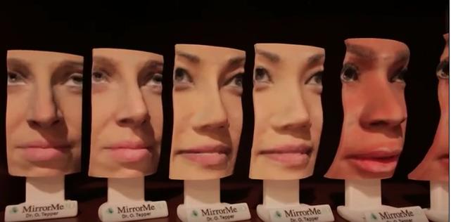 3D Systems разрабатывает модели для пластической хирургии