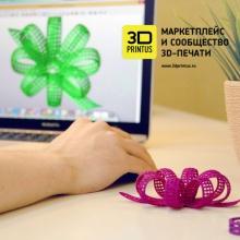 3DPrintus — маркетплейс персонализированных предметов