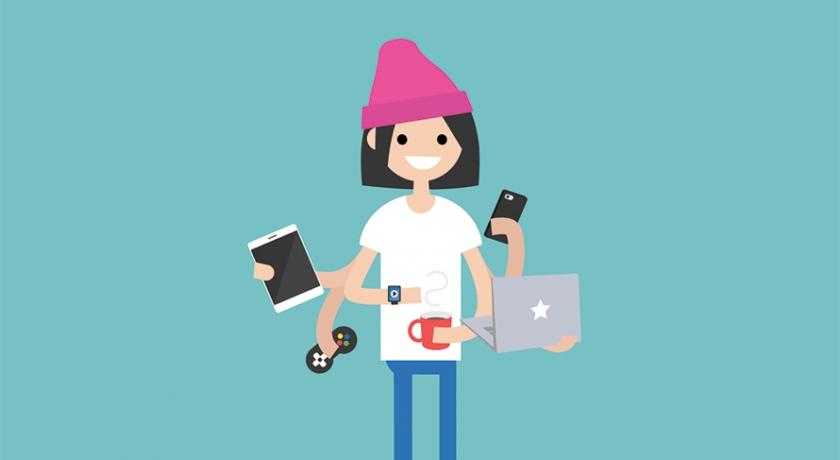50% поколения Z «не может жить без YouTube», и другие статистические данные, которые заставят вас почувствовать себя старым